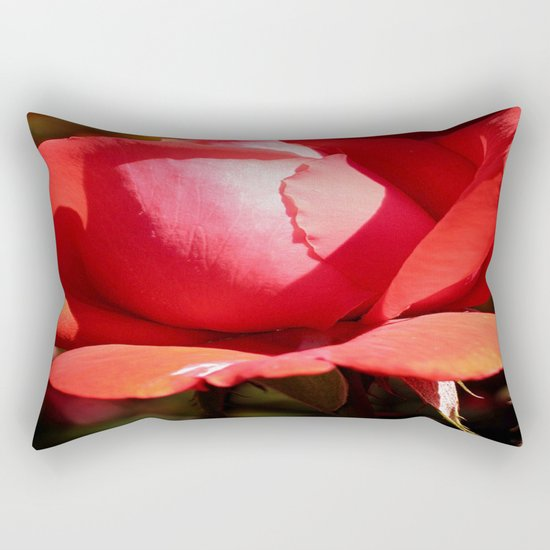 The Subject is Roses - 101 Rectangular Pillow