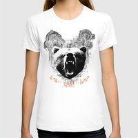 medicine T-shirts featuring Bear Medicine by Cree Thunder