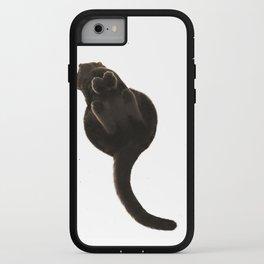 Cat's bottom iPhone Case