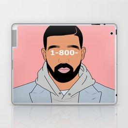 Drake 1-800- Laptop & iPad Skin