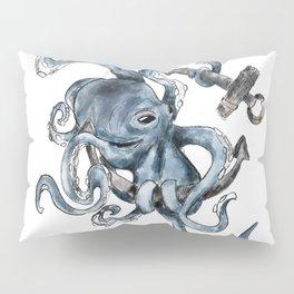 Seven Paw Octopus Pillow Sham