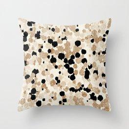 Pattern Dots Throw Pillow