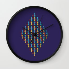 Chromosome Wall Clock
