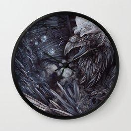 Birth of the Star Wall Clock