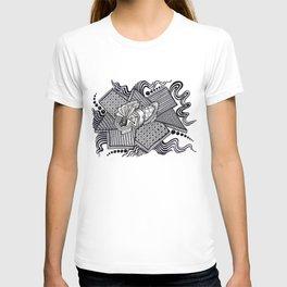 Dual worlds T-shirt