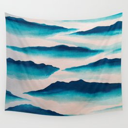 Clouded Wall Tapestry