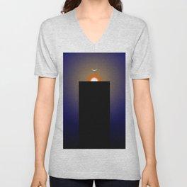 The Monolith Unisex V-Neck