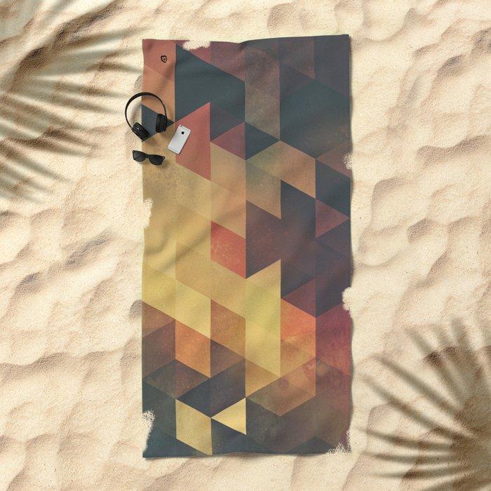 fyyr Beach Towel