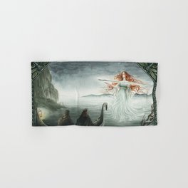 Lady of the Lake Hand & Bath Towel