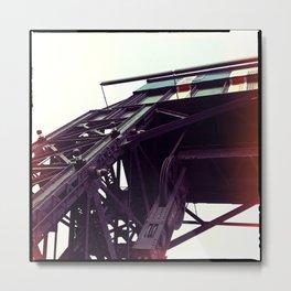 gantry 01 Metal Print