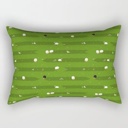 Little lambs Rectangular Pillow