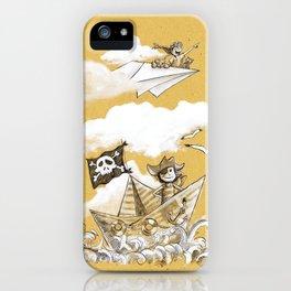 Great Adventurers iPhone Case