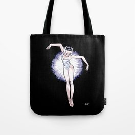 WhiteSwan Coolnoodle Tote Bag