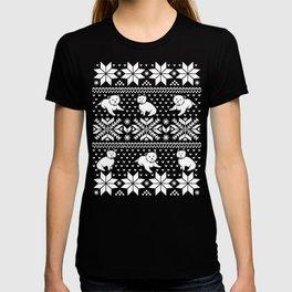 Fair Isle Westies T-shirt