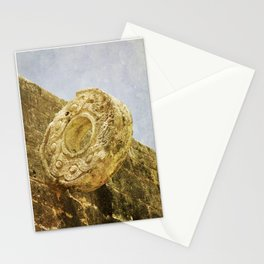 Chichen Itza Football game Stationery Cards