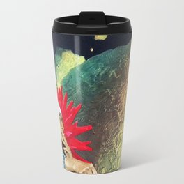 If the World is Ending (Ima Have My One Last Drag) Travel Mug