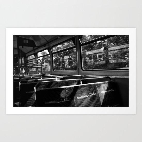 Railway #2 Art Print