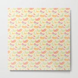Ice Cream Birds Metal Print