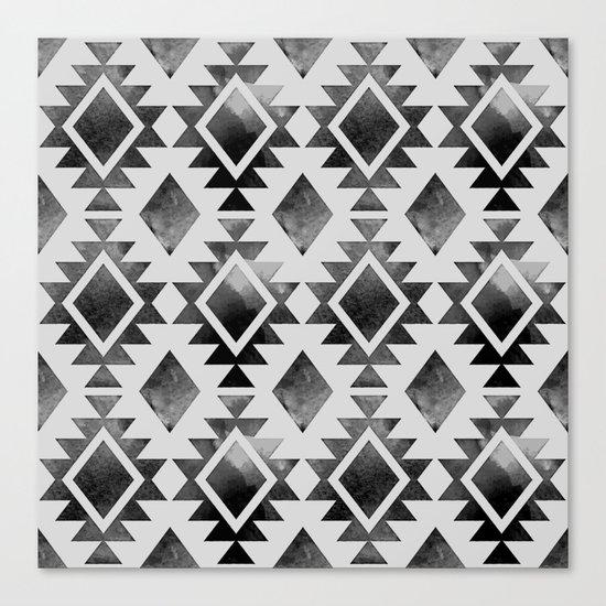Ethnic Canvas Print