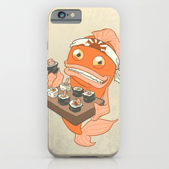 Sushi Fish 2 iPhone & iPod Case