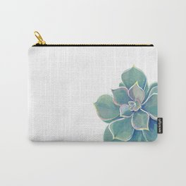 california rock rose succulent Carry-All Pouch