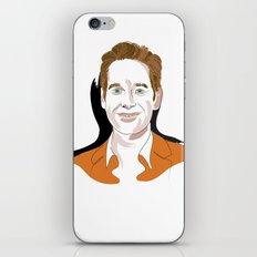 Paul Rudd iPhone & iPod Skin