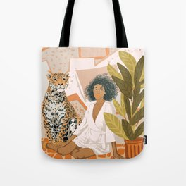House Guest Tote Bag