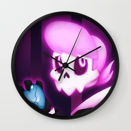 Time for Giving Up the Ghost Wall Clock