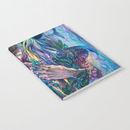 The Rustle of Narwhal's Wings Notebook