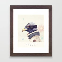 Star Team - Falco Framed Art Print