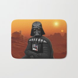 Leo, i am your father... Bath Mat