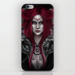 Aries Darkside iPhone Skin