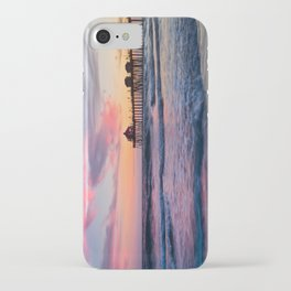 Huntington Beach Sunset  8/3/15  iPhone Case