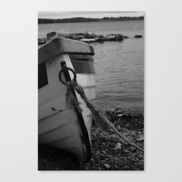 Irish Dinghy Canvas Print