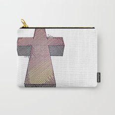 Justice Cross Carry-All Pouch