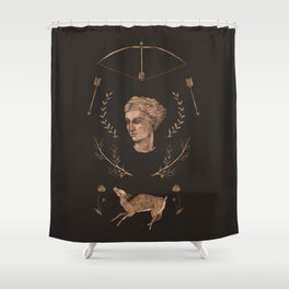 Artemis Shower Curtain