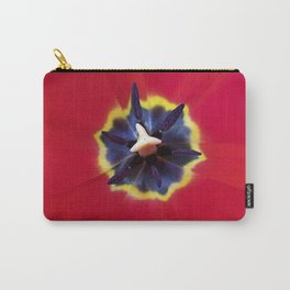 Seeing red (at tulip time) Carry-All Pouch