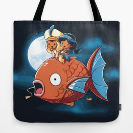 A special Crossover Tote Bag