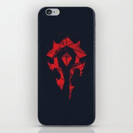 For the Horde iPhone Skin