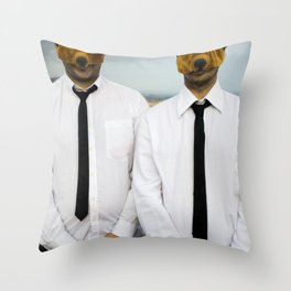 all things visible and invisible no. 1 Throw Pillow