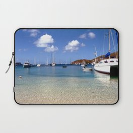 tranquil mooring Laptop Sleeve