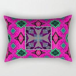 Maltese Cross Rectangular Pillow