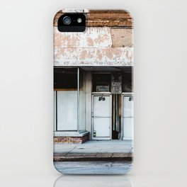 Brick & Mortar iPhone Case