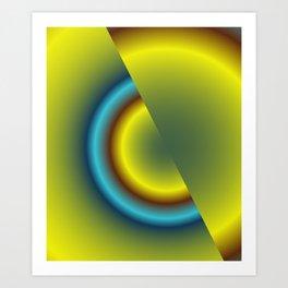 concentric -1- Kunstdrucke