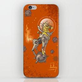 Astro Zodiac Force 07: Horse iPhone Skin