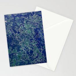 Mapping My Mind Stationery Cards