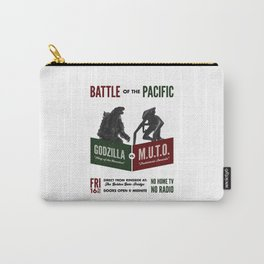 Battle of the Pacific Carry-All Pouch