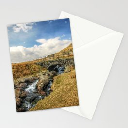 Up in the Lakes Stationery Cards