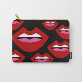 Lips Carry-All Pouch