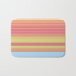 Stripe Gradient Bath Mat